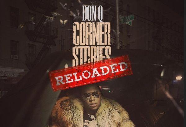"Don Q Drops ""Corner Stories: Reloaded"""