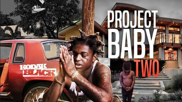 "Kodak Black Drops ""Project Baby Two"""