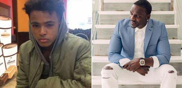 XXXTentacion Goes Way Off On Akon