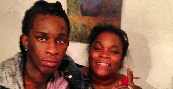 Young Thug Gave His Mom A Huge Present For His Birthday
