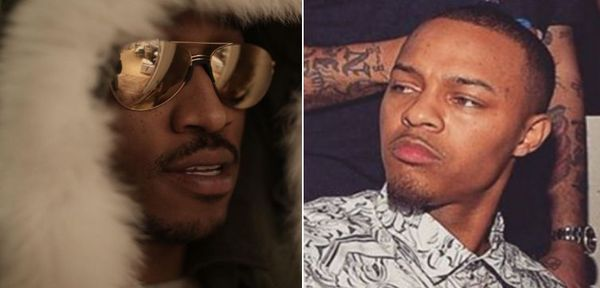 Bow Wow Gets Salty Because Future Is Nailing His Baby Mama