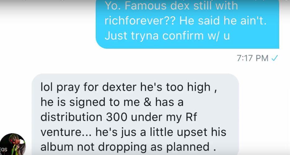 dex-rich