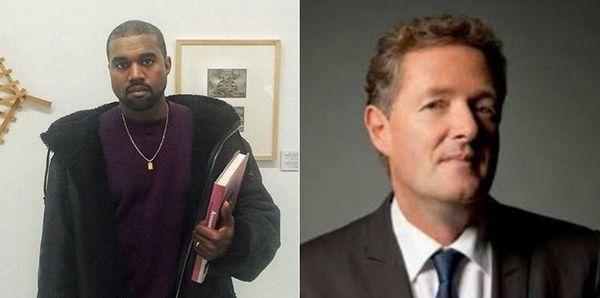Piers Morgan Blames Kanye West For White Sorority Saying N-Word, Twitter Goes In