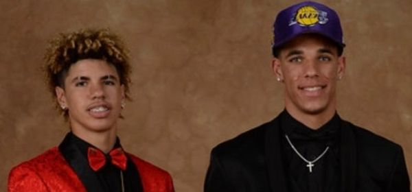 Lonzo Ball Drops Rap Track 'Melo Ball 1' [Listen]