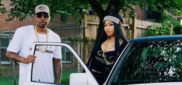 Nas & Nicki Minaj Fuel More Dating Rumors With New Photos