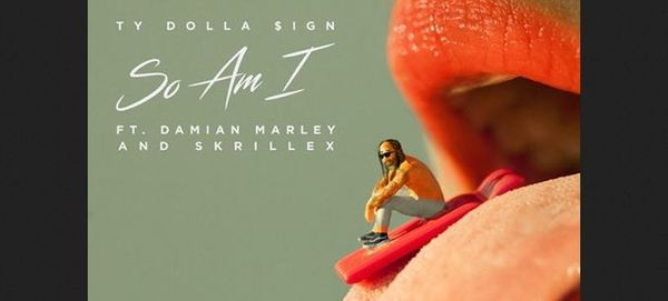 "Ty Dolla $ign Drops ""So Am I"" Single Ft Damian Marley & Skrillex"