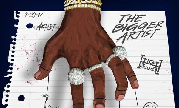 "A Boogie Drops His Debut Album ""The Bigger Artist"""