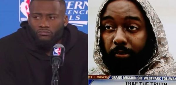 Trae Tha Truth Saved NBA Player Jonathan Simmons From Harvey Flood