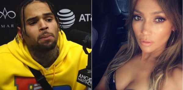 Chris Brown Takes His Shot At Jennifer Lopez