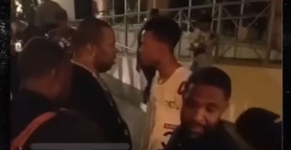 Busta Rhymes Gets Into Another Physical Altercation [VIDEO]
