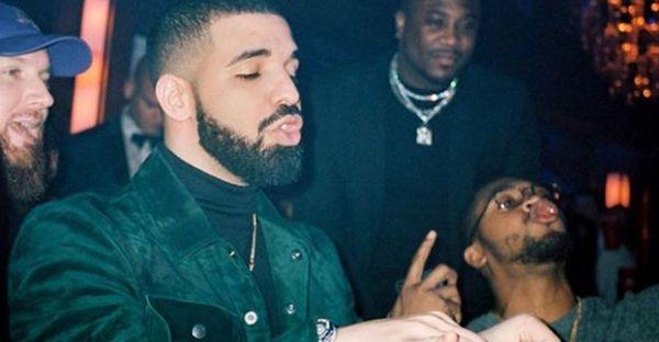 Drake Had Another Bar Mitzvah