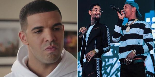 Drake Has Words For PnB Rock & Boogie Wit Da Hoodie
