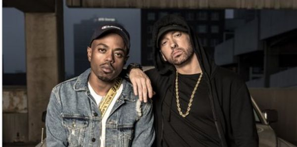 Eminem Signs Boogie To Shady
