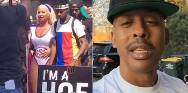 Gillie Da Kid Gets At 21 Savage For Holding 'I'm a Hoe Too Sign' At SlutWalk