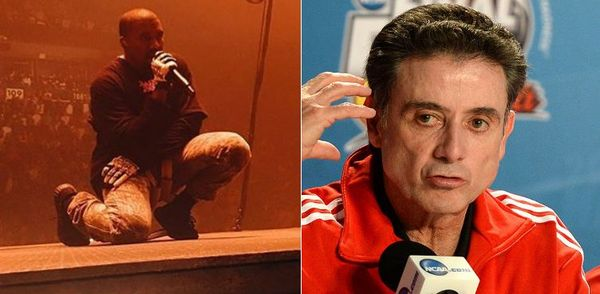 Rick Pitino Tried To Score Yeezys For Louisville Before Getting Fired