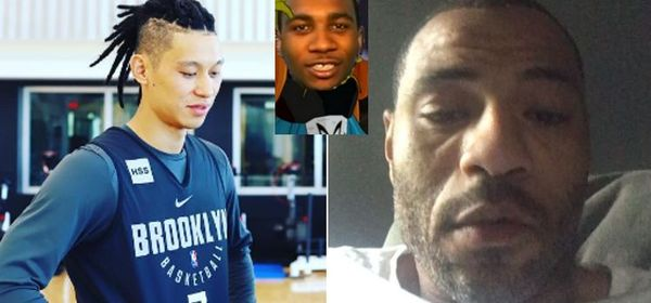 Lil B Issues Curse In Jeremy Lin-Kenyon Martin Dreadlock Beef