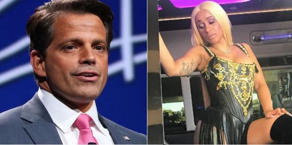 The Mooch Thinks Cardi B Is A Man