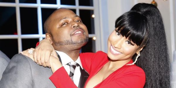 Nicki Minaj Visits Child Rapist Brother In jail
