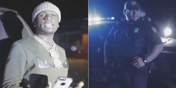 Ralo Mocks Cops & Threatens To Hire Them After Getting Pulled Over