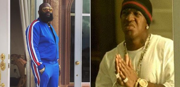 Rick Ross Keeps Going In On Birdman