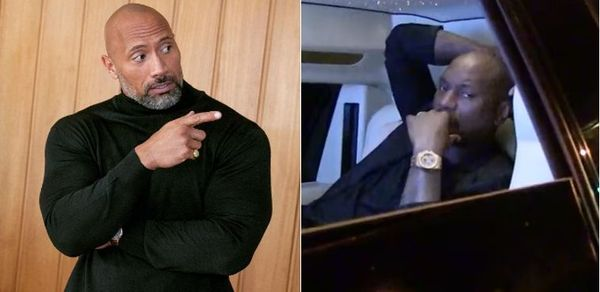 "The Rock Responds To Tyrese's ""Bullsh*t"""
