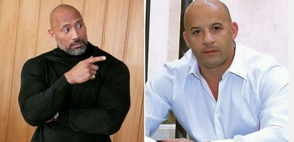 Looks Like Vin Diesel Sided With Tyrese in His 'Furious' Feud With The Rock
