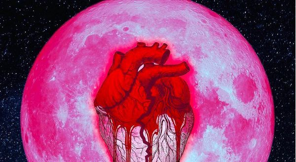 "Chris Brown Delivers ""Heartbreak On A Full Moon"" Album"