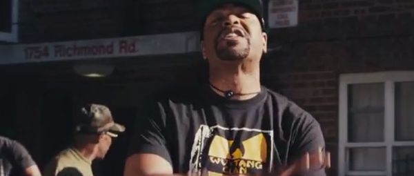 "Wu-Tang Clan Drop ""If Time Is Money (Fly Navigation)""/ ""Hood Go Bang"" Visual Starring Method Man"
