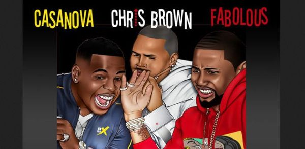 "Casanova Links With Chris Brown And Fabolous On ""Left, Right"""