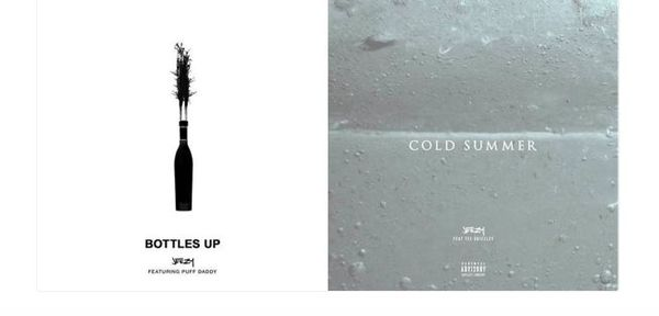 """Jeezy Drops Off Two New Songs; """"Bottles Up"""" And """"Cold Summer"""""""