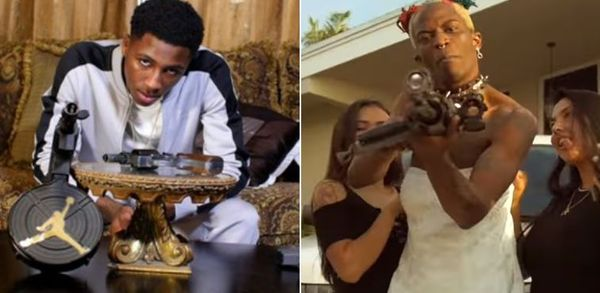 NBA YoungBoy Threatens To Kill Rapper NewAge JerkBoy