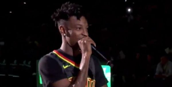 21 Savage's Atlanta Hawks Half-Time Performance Is Being Called Worst Ever [VIDEO]