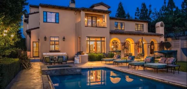 Big Sean Pays Big Money For Legendary Rock Star's Pad