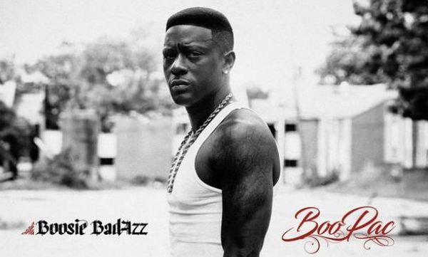 "Boosie Badazz Is ""BooPac"" On New Album"