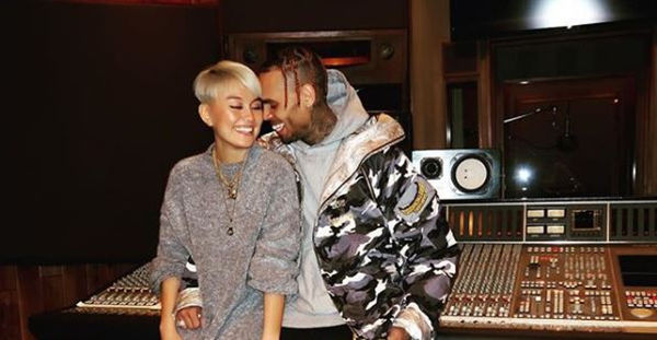 Chris Brown May Be Dating Indonesian Pop Queen [PHOTOS]