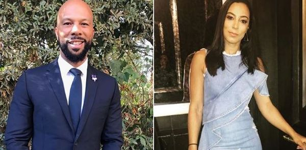 Common's Girl Angela Rye's Been Getting Death Threats Since They Started Dating