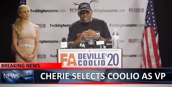 Coolio To Run For Vice President On Porn Star's Ticket