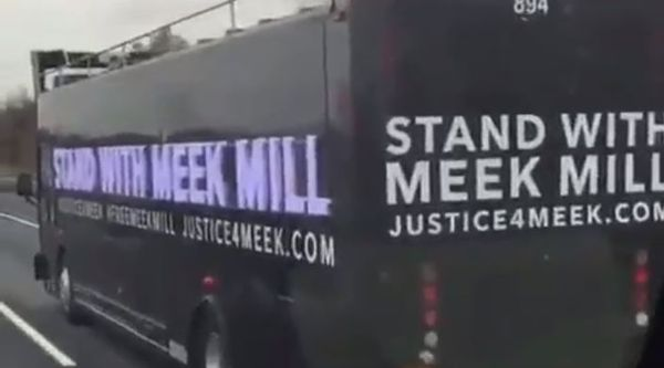 Dr. J. And 76ers Owner Support Meek Mill; Huge Rally Planned For Today