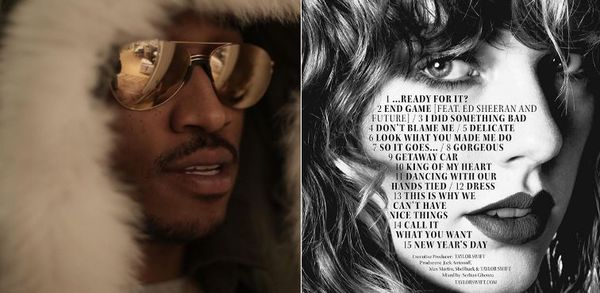 Future is On The New Taylor Swift Album