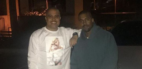Irv Gotti Says He's Working On Something 'Enormous' With Kanye West