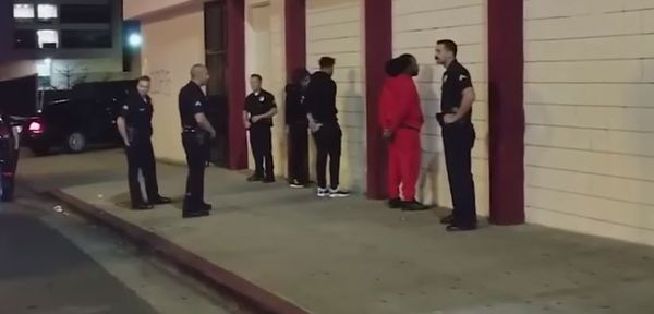 Lil Pump Addresses Video Of Him Getting Handcuffed By Police