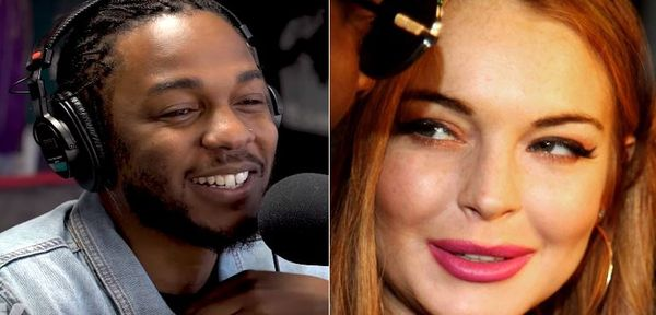Lindsay Lohan is Trying to Get In Touch With Kendrick Lamar