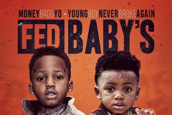 "MoneyBagg Yo & NBA YoungBoy Join Forces On ""Fed Babys"" Mixtape"