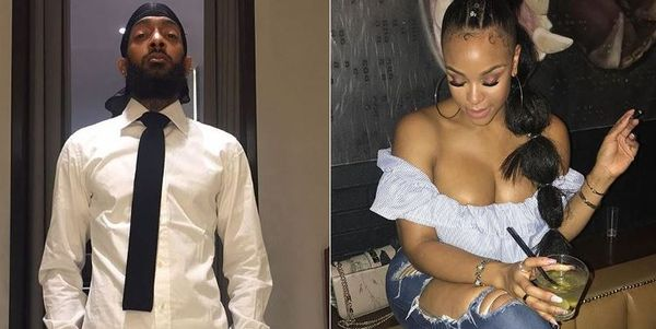 Nipsey Hussle Beefs With Masika Kalysha After Lauren London Breakup