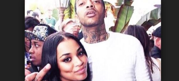 Nipsey Hussle Breaks Up With Lauren London On Twitter