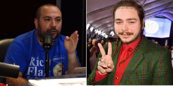 Peter Rosenberg Tells Post Malone To Get Out Of Hip Hop