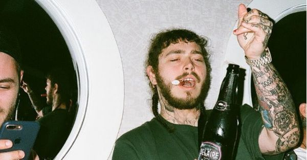 "Post Malone's ""Beerbongs & Bentleys"" Sets First Week Record"