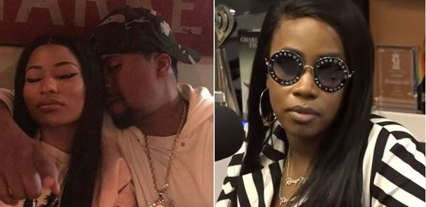 "Remy Ma Addresses Rumor That Nas Didn't Clear Her Nicki Minaj Diss ""shETHER"""