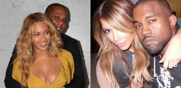 Report: Kanye West Furious About Beyonce's Treatment of Kim Kardashian
