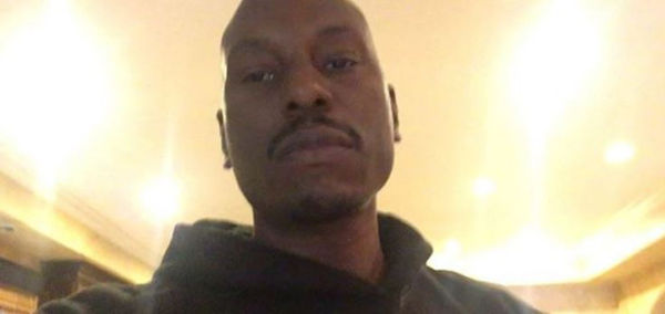 Tyrese Explains Why He Broke Down In Tears [VIDEO]
